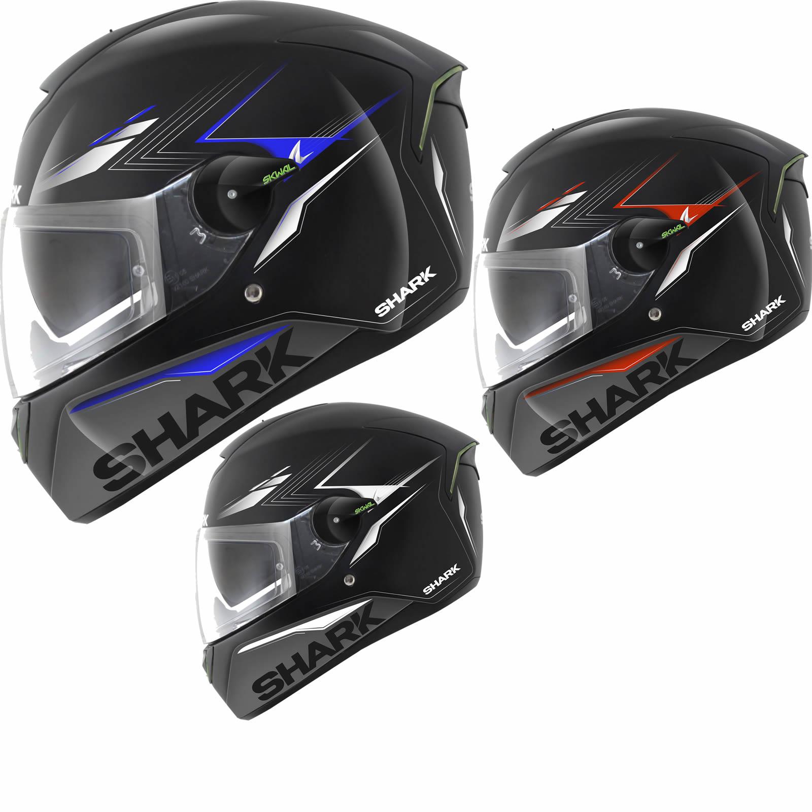 shark skwal matador led motorcycle helmet skwal helmets. Black Bedroom Furniture Sets. Home Design Ideas