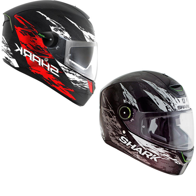 Shark SKWAL Ellipse LED Motorcycle Helmet