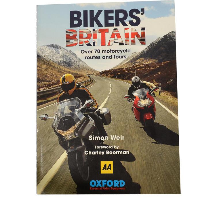 Oxford Bikers Britain Book
