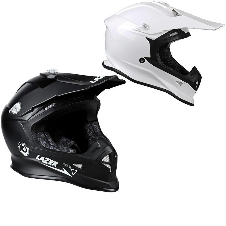 Lazer X8 X-Line Pure Motocross Helmet