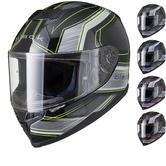 Black Titan Speed Motorcycle Helmet