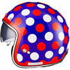 Limited Edition Black Dot Motorcycle Helmet Thumbnail 8