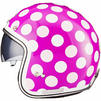 Limited Edition Black Dot Motorcycle Helmet Thumbnail 7