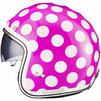 Limited Edition Black Dot Motorcycle Helmet Thumbnail 7