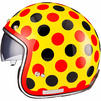 Limited Edition Black Dot Motorcycle Helmet Thumbnail 6