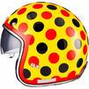 Limited Edition Black Dot Motorcycle Helmet Thumbnail 6