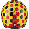 Limited Edition Black Dot Motorcycle Helmet Thumbnail 12