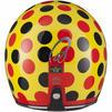 Limited Edition Black Dot Motorcycle Helmet Thumbnail 12