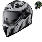 Caberg Stunt Steez Motorcycle Helmet