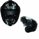 Caberg Duke Commander Flip Up Motorcycle Helmet