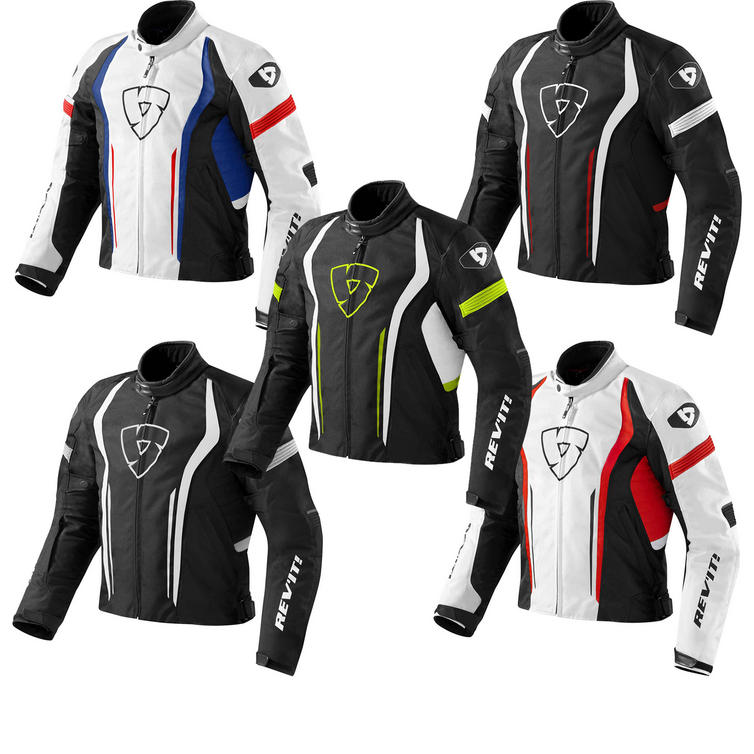 Rev It Raceway Motorcycle Jacket