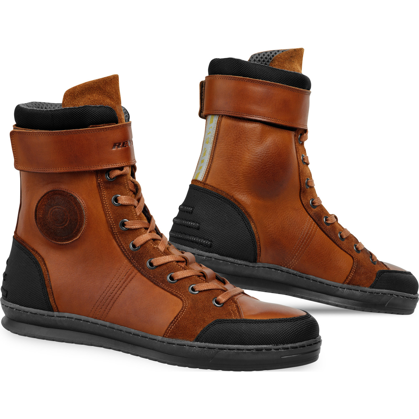 Rev It Fairfax Leather Motorcycle Shoes