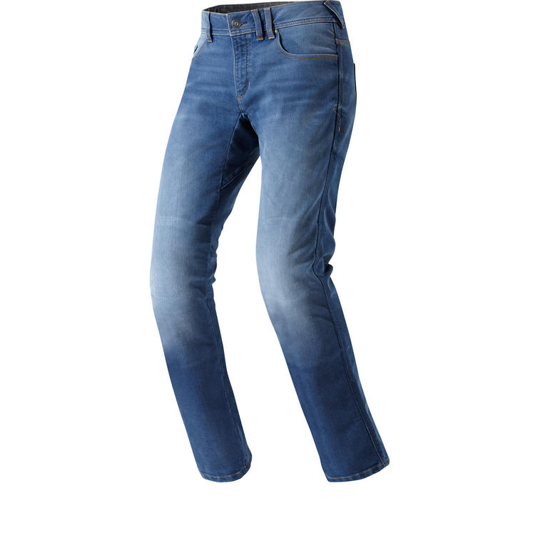 Rev It Jersey Light Blue Motorcycle Jeans