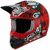 Shark SX1 Skully Mat Motocross Helmet