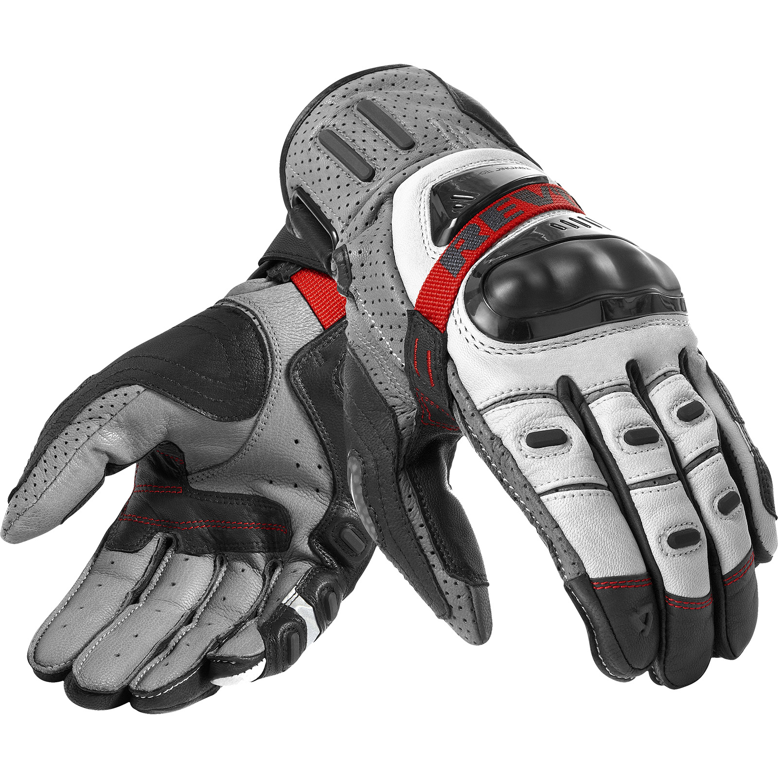 Motorcycle gloves for summer - Rev It Cayenne Pro Motorcycle Summer Gloves Bike Vented Durable
