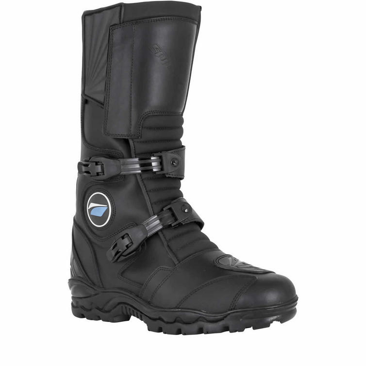 Image of Spada Chunk Motorcycle Boots