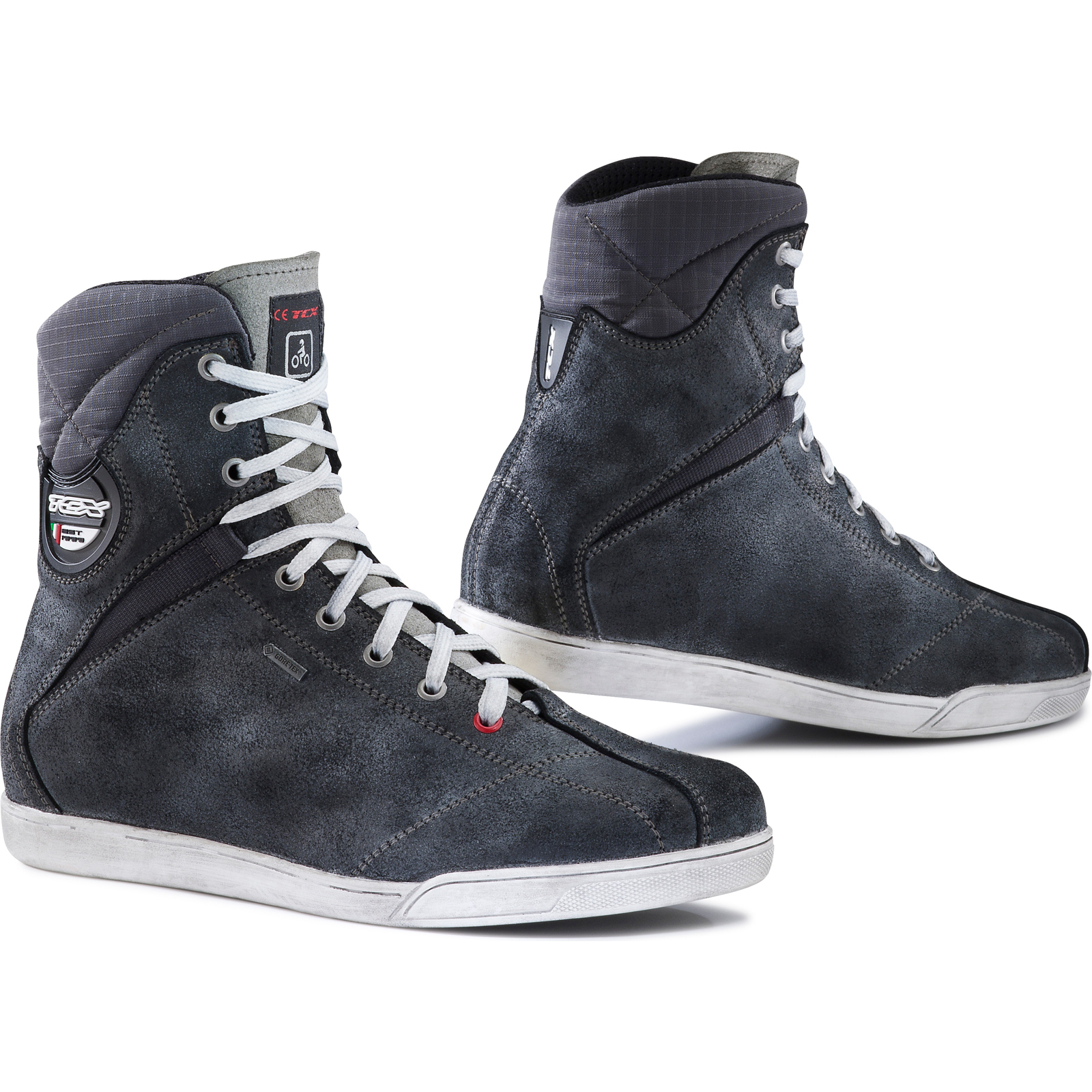 Tcx X Rap Gore Tex Motorcycle Boots Breathable Waterproof