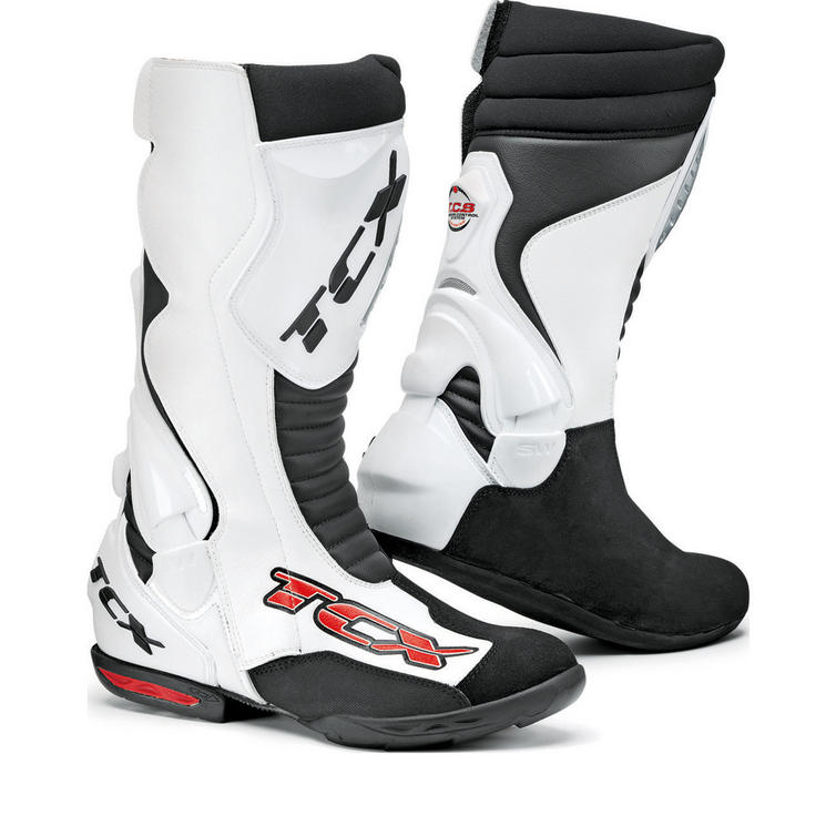 TCX TCS Speedway Motorcycle Boots