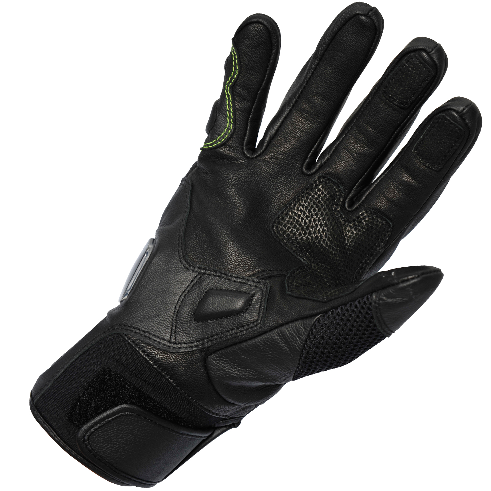 Motorcycle gloves richa - Richa Blast Motorcycle Gloves Leather Air Strech Mesh