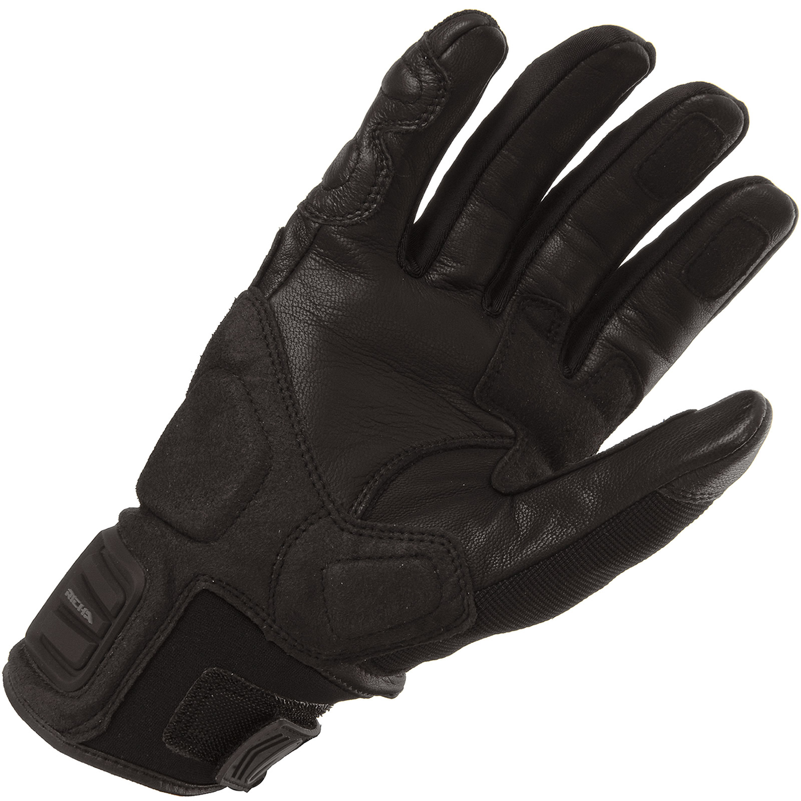 Motorcycle gloves richa - Richa Evolution Mens Motorcycle Gloves Leather Textile Vented
