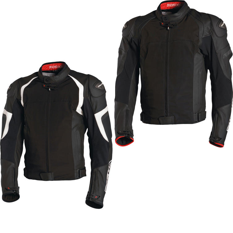 Richa Ballistic Evo Leather Motorcycle Jacket