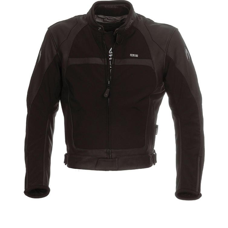 Richa Rex Leather Motorcycle Jacket