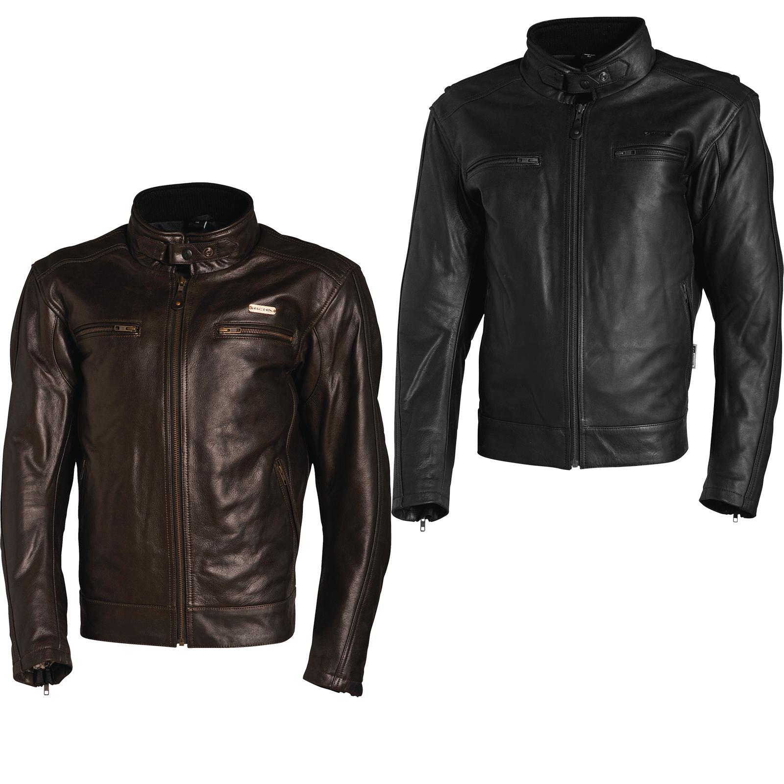 Leather jackets boston