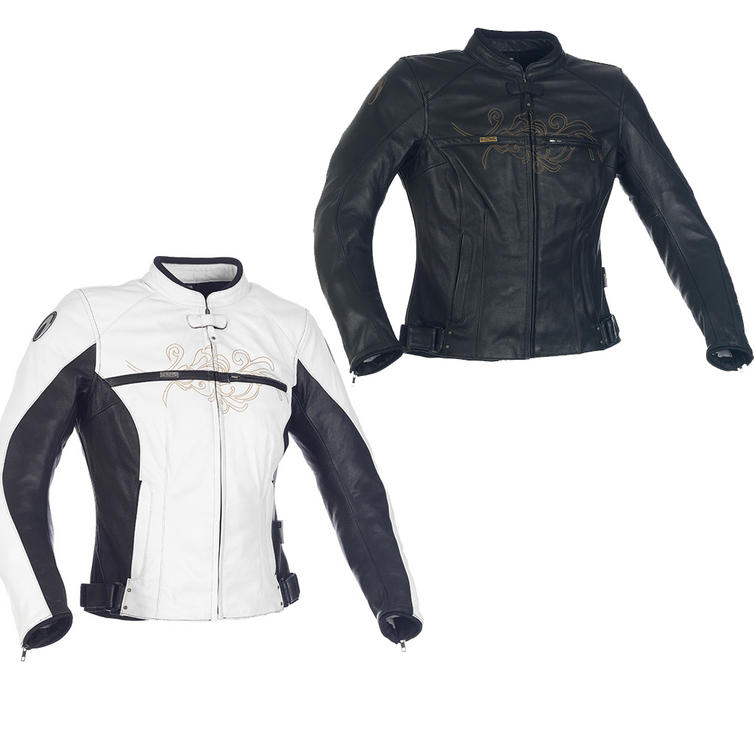 Richa Montannah Ladies Leather Motorcycle Jacket