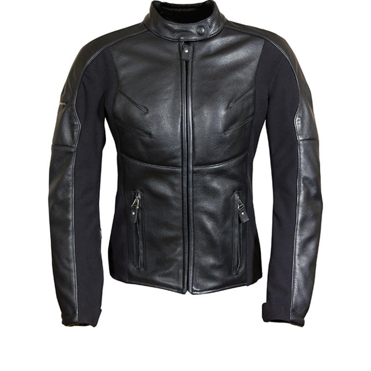 Richa Kelly Ladies Leather Motorcycle Jacket