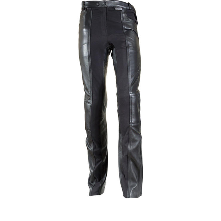 Richa Kelly Ladies Leather Motorcycle Trousers