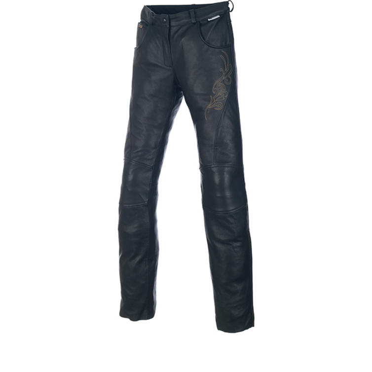Richa Montannah Ladies Leather Motorcycle Trousers