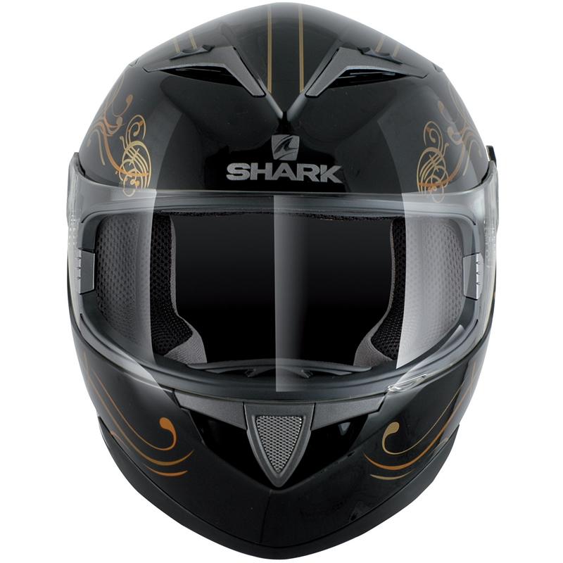 SHARK S700 MASK MOTORBIKE FULL FACE ACU GOLD MOTORCYCLE  : Shark S700 Mask Motorcycle Helmet Black 2 <strong>Leather</strong> Motorcycle Mask from www.ebay.co.uk size 800 x 800 jpeg 265kB