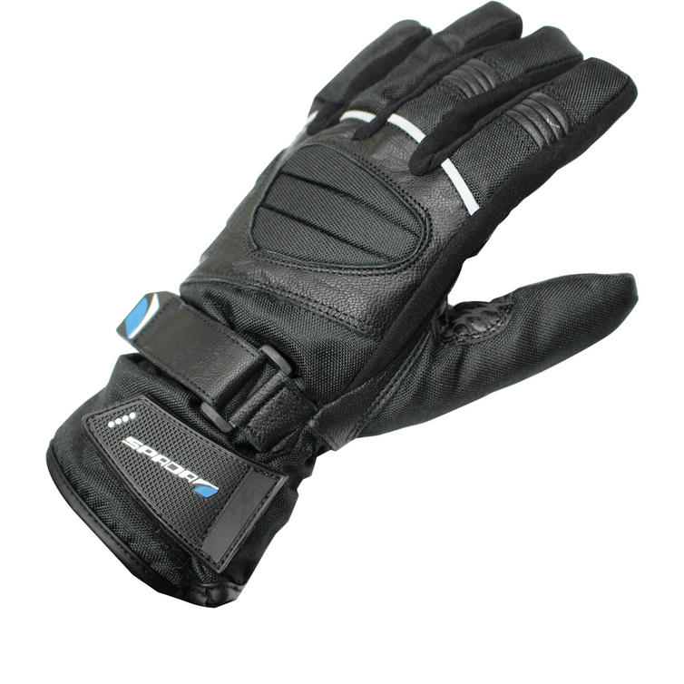 Spada Ice WP Leather Motorcycle Gloves