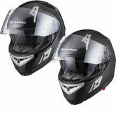 G-Mac Flight Full Face Motorcycle Helmet