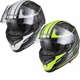 G-Mac Flight Vector Full Face Motorcycle Helmet