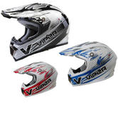 Viper RSX66 Flash Motocross Helmet