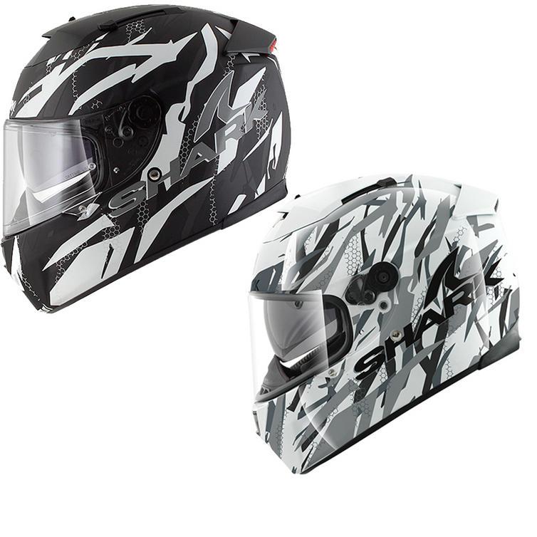 Shark SPEED-R Max Vision Fight A Motorcycle Helmet