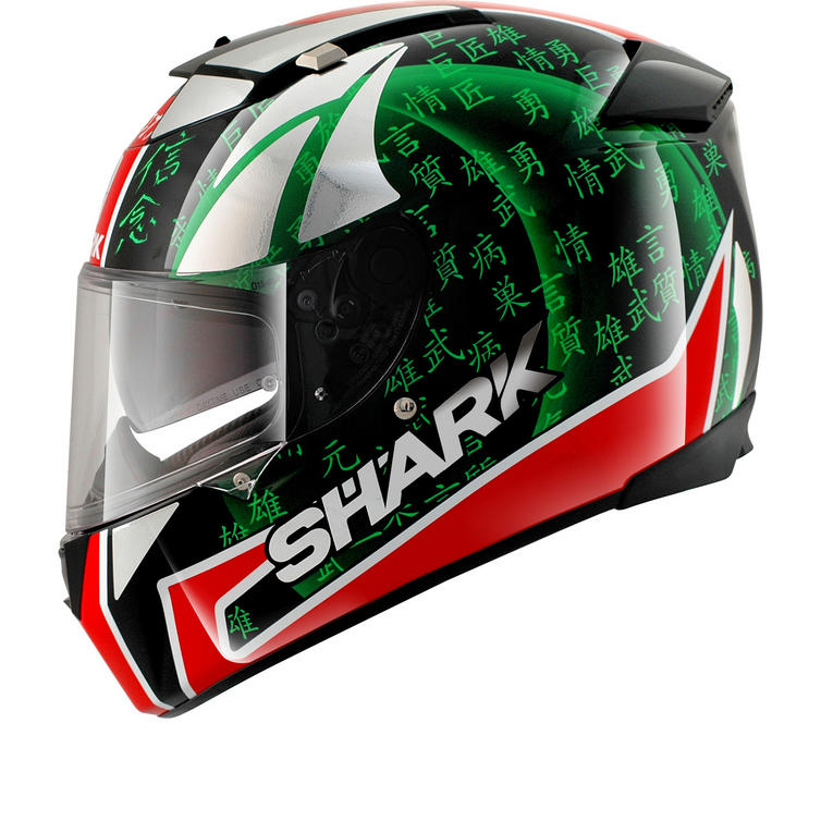 Shark SPEED-R Max Vision Sykes Motorcycle Helmet