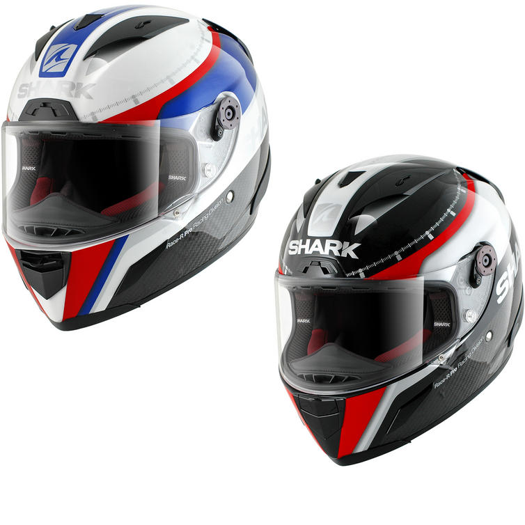 Shark Race-R Pro Carbon Racing Division Motorcycle Helmet