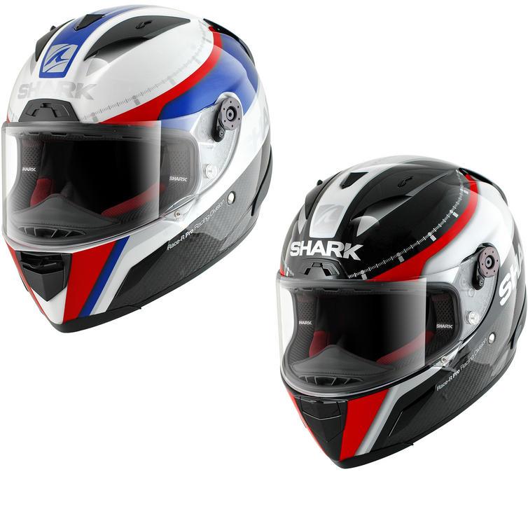 Shark Race-R Pro Carbon Racing Division Motorcycle Helmet