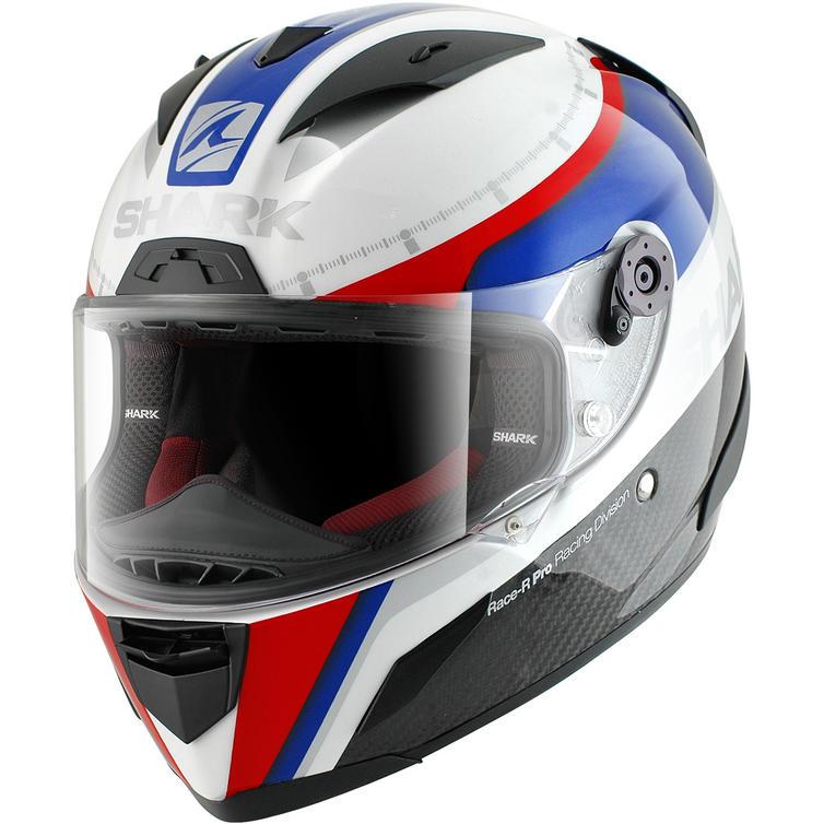 shark race r pro carbon racing division motorcycle helmet full face helmets. Black Bedroom Furniture Sets. Home Design Ideas