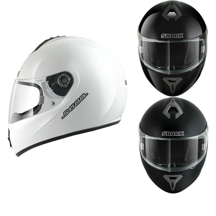 Shark S600 Prime Motorcycle Helmet