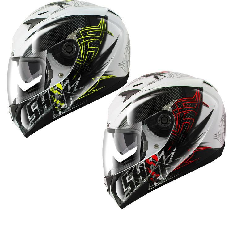 Shark S700S Finks Motorcycle Helmet