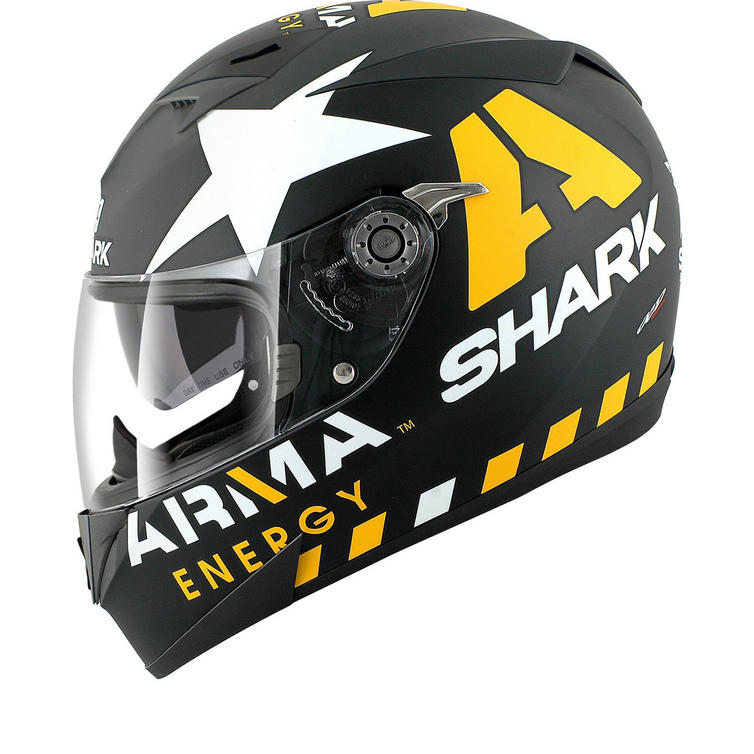 Shark S700S Redding Mat Motorcycle Helmet