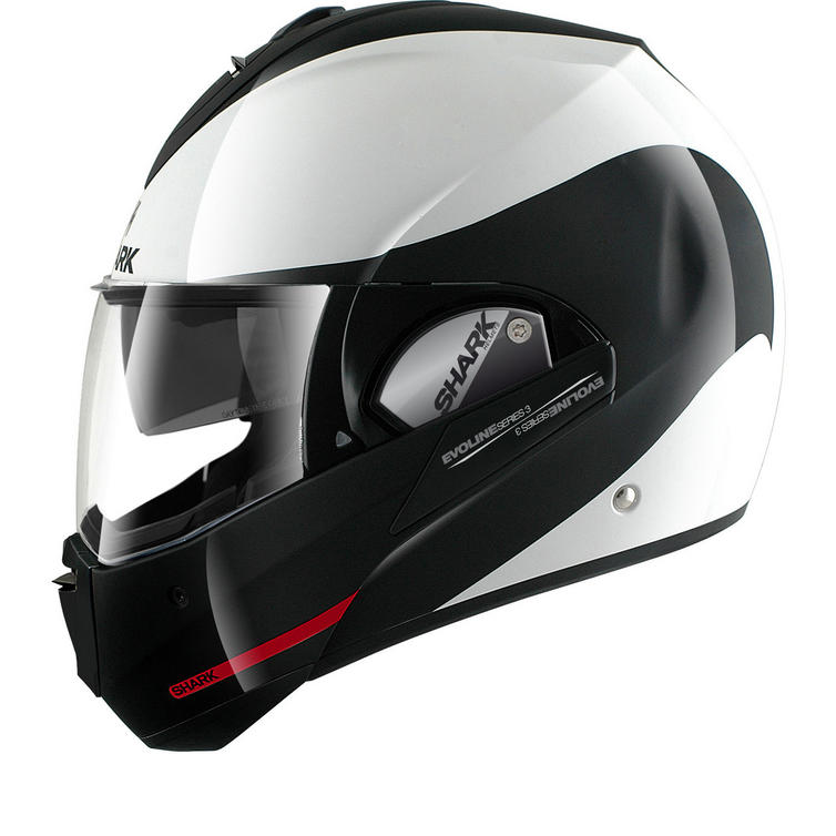 Shark Evoline S3 Hakka Motorcycle Helmet