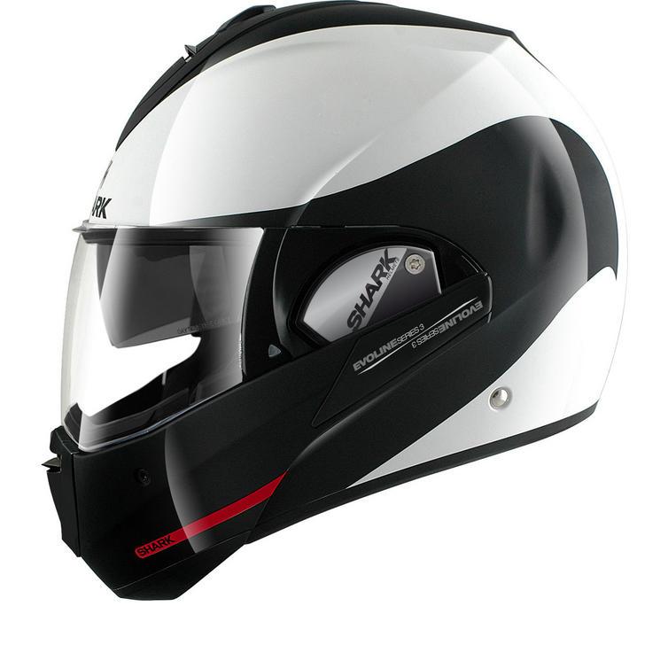 Shark Evoline S3 Hakka Motorcycle Helmet