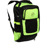 Buffalo Motorcycle Rucksack 34L Neon Yellow