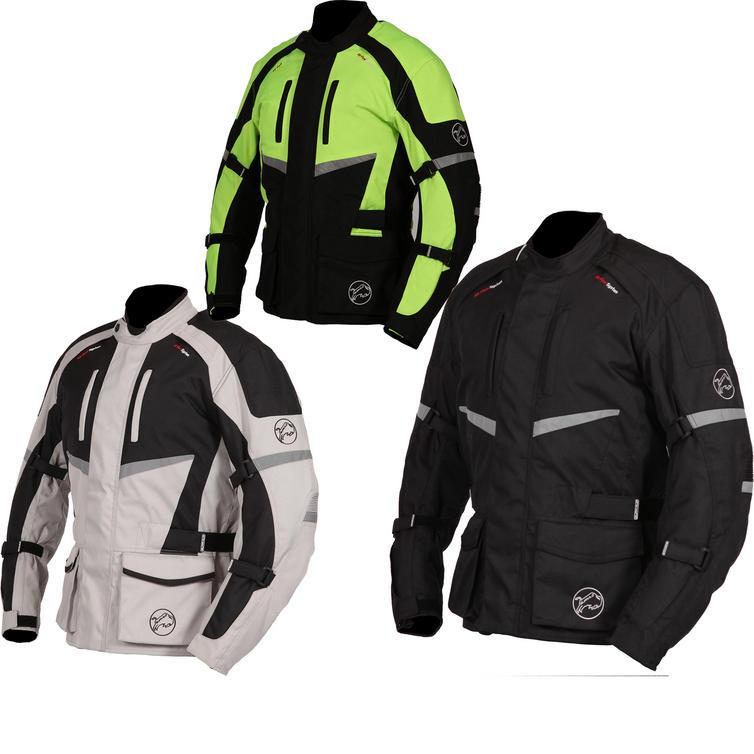 Buffalo Alpine Textile Motorcycle Jacket