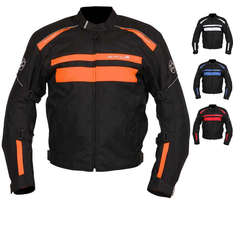 Buffalo Modena Textile Motorcycle Jacket