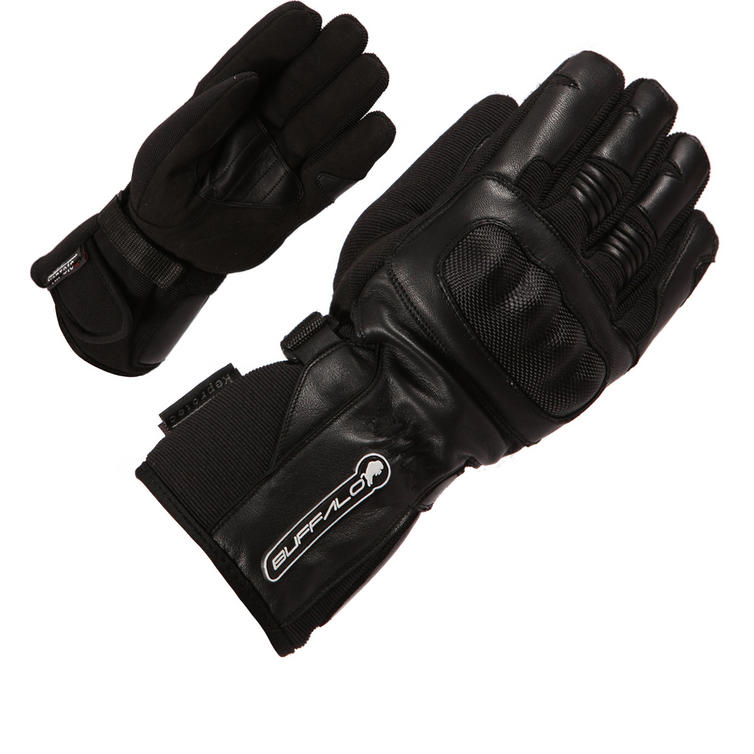 Buffalo Shadow Motorcycle Gloves